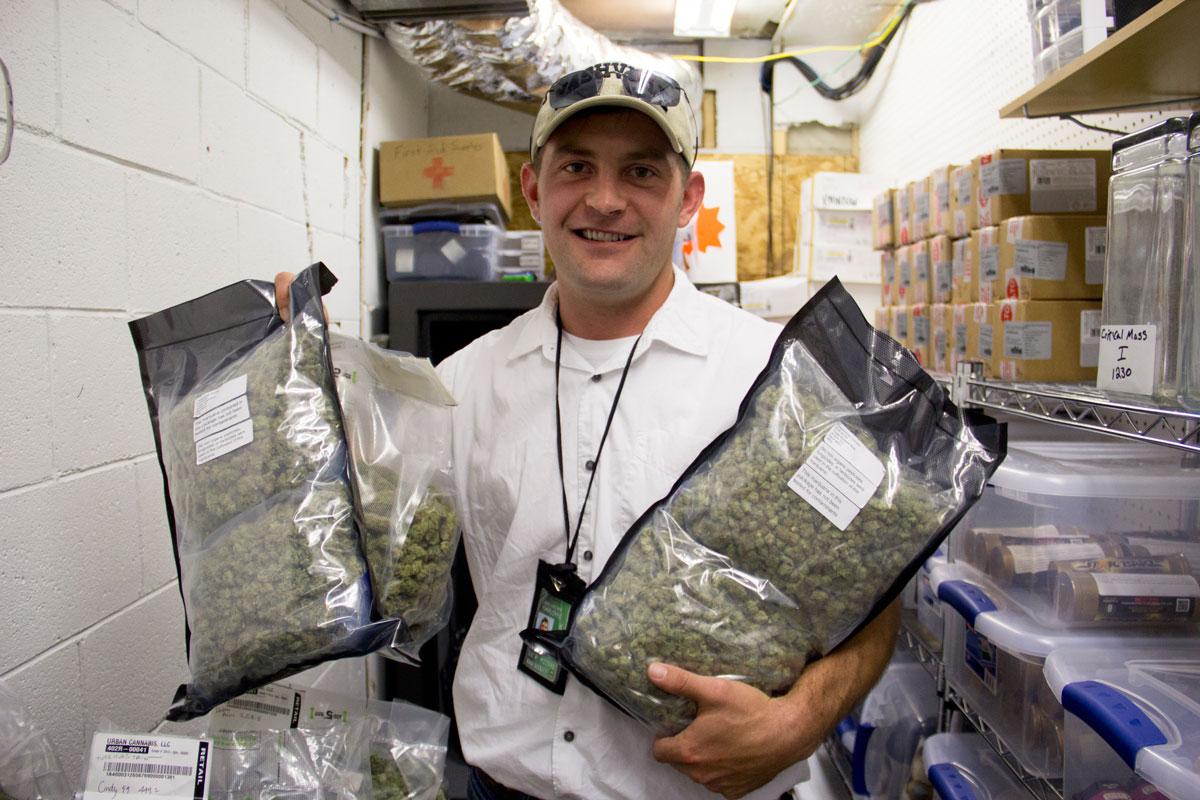 Colorado On Pot America S Imperfect Marijuana Model